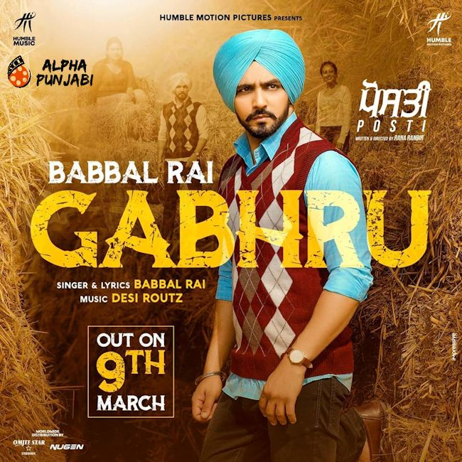 Gabhru Song by babbal Rai