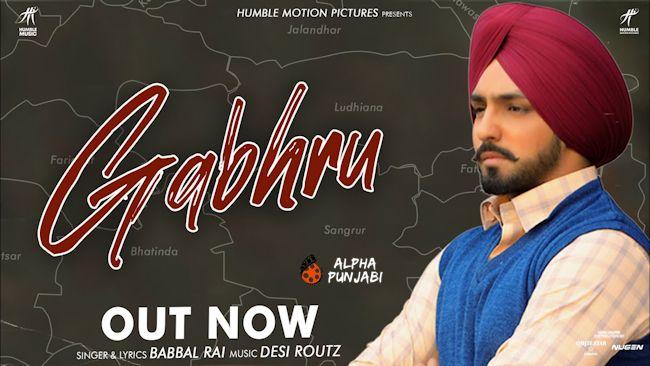 Gabhru Song Youtube Posti