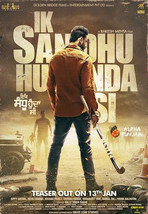 Ik Sandhu Hunda Si poster