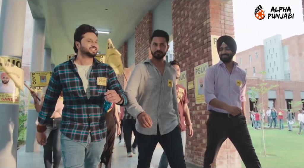 Ik Sandhu Hunda Si Movie Review, Poster, Photo, Gippy Grewal, Neha Sharma, Punjabi Movie