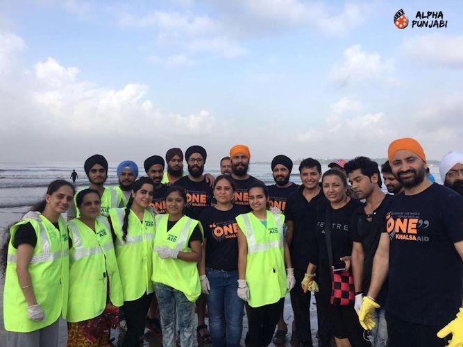 Randeep Hooda selfless work  Khalsa Aid