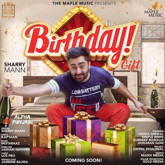 Sharry Maan Birthday Song