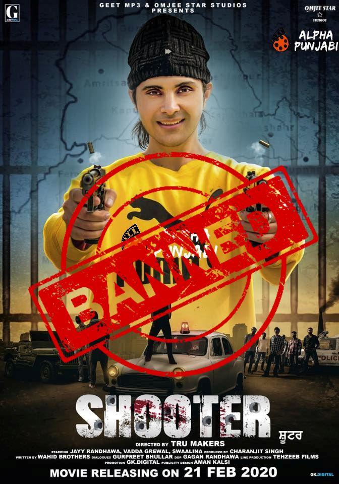 Shooter Punjabi Movie