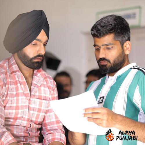 Sufna Punjabi Movie Ammy Virk with Jagdeep Sidhu