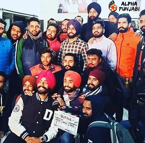 Sufna Punjabi Movie Wraps up