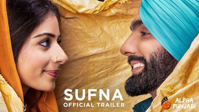 Sufna Movie trailer