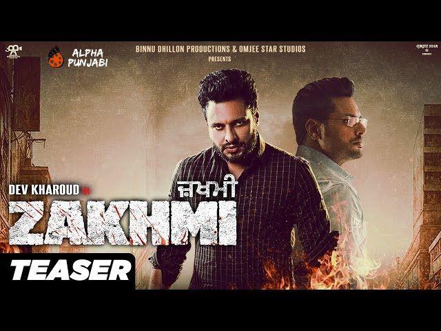 Zakhmi movie teaser youtube