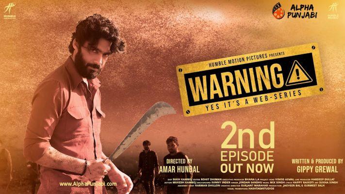 Warning Web Series Episode 2