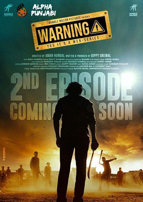 Warning Episode 2 Poster