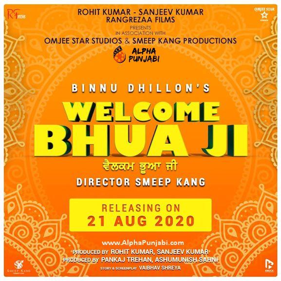 Welcome Bhua Ji Poster